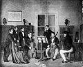 Musical Soiree – Baron Eskeles, Vienna, ca. 1830.jpg