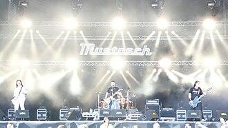Mustasch - Arvika, July 2009