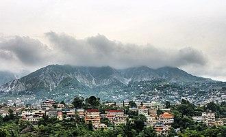 Muzaffarabad - Image: Muzaffarabad, Azad Kashmir, Pakistan