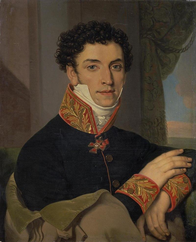 портрет работы В. Л. Боровиковского, 1810 г.