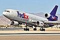 """N321FE FedEx - Federal Express Boeing MD-10-30F (cn 47836-330) """"Athena"""" (8643702513).jpg"""