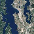 NASA Satellite Captures Super Bowl Cities - Seattle (16219118437).jpg