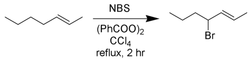 NBS Allylic Bromination Scheme.png