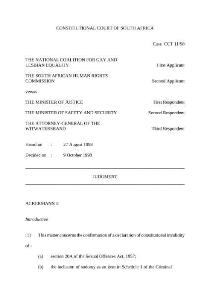 File:NCGLE v Minister of Justice.djvu