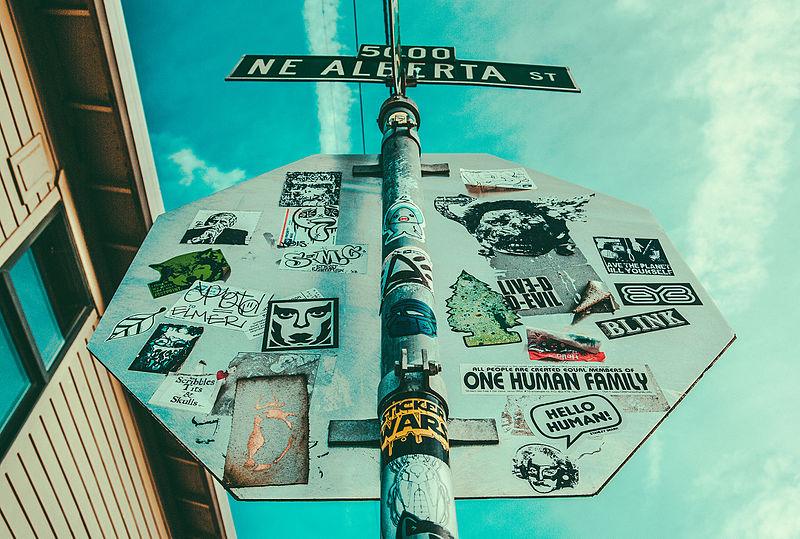 Urban Art Portland