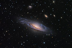 NGC 7331 - NGC 7331 seen by the 24 inch telescope on Mt. Lemmon, USA.