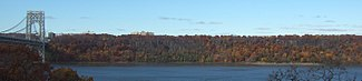 The Palisades (Hudson River) - Image: NJ Palisades