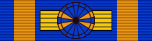 NLD Order of the Dutch Lion - Grand Cross BAR