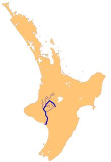 Whanganui River Wikipedia