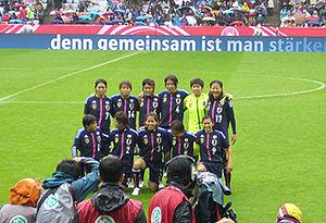 Japan women's national football team