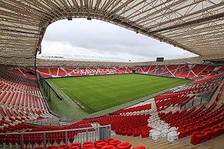 Nagyerdei Stadion football stadium