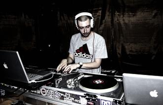 Music of Namibia - A Namibian DJ at work