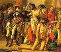 Napoléon visitant les pestiférés de Jaffa.jpg