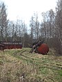 Narrow Gauge Railroad Vasilevsky peat enterprise 2005 (31352129983).jpg