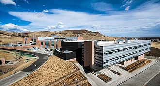National Renewable Energy Laboratory - The Energy Systems Integration Facility in Golden, Colorado.