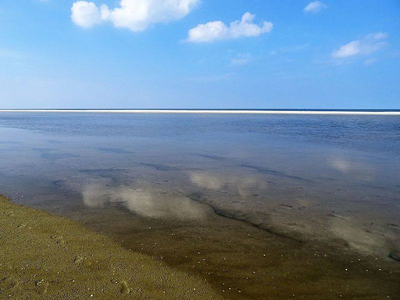 File:Nationalpark Niedersächsisches Wattenmeer - Spiekeroog - Küste nördlich der Ostplate (3).jpg