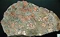 Native copper pods in garnet-pyroxene skarn (Madison Gold Skarn Deposit, Late Cretaceous, 80 Ma; west of Silver Star, Montana, USA) 4.jpg
