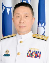 Navy (ROCN) Admiral Liu Chih-pin 海軍上將劉志斌 (20200116 海軍司令).png