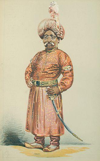 Alfred Thompson (librettist) - Image: Nawab of Bengal