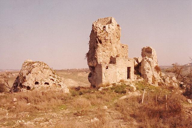 Necropolis of contrada Stefano