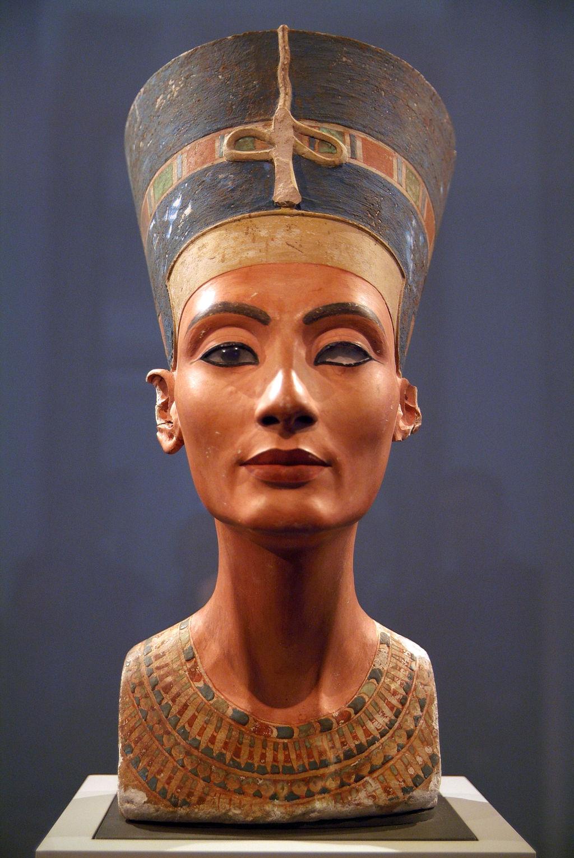 Nefertiti (Nofretete in Berlin)