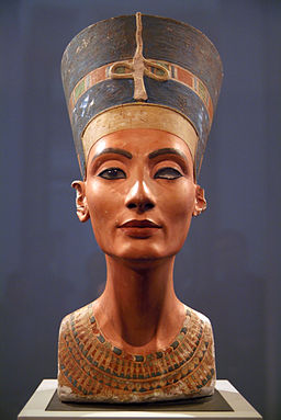Nefertiti (Nofretete in Berlin)