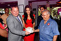 Neha Dhupia at the launch of Costa's 100 store 01.jpg
