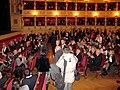 Nekropola play by Boris Pahor in Teatro Giuseppe Verdi (Trieste) 3.jpg