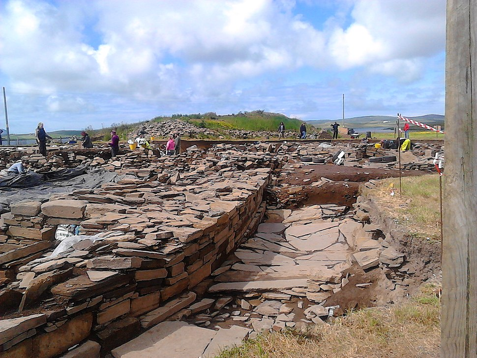 Ness of Brodgar 19 - 6.7.16