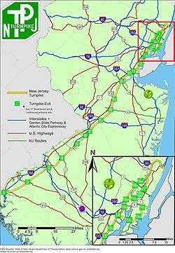 New Jersey Turnpike Wikipedia