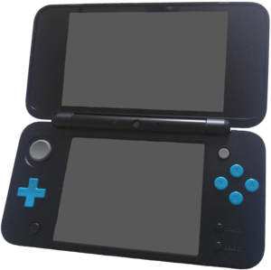 0dafe6bf970c New Nintendo 2DS XL. From Wikipedia ...