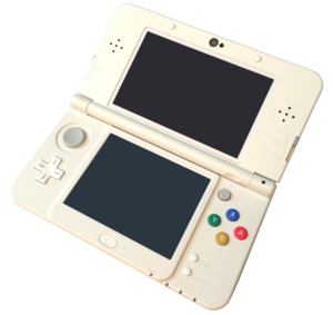 Autostereoscopy - The Nintendo 3DS uses parallax barrier autostereoscopy to display a 3D image.