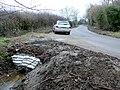 Newly Culverted Stream Near Ilmington - geograph.org.uk - 2286830.jpg