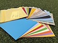 Newone - Fancy tracing envelope with douple sided tape, name card, color paper 23.jpg