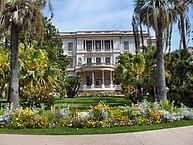 Villa Massena gardens