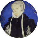 Nicholas Hilliard Margaret Douglas Countess of Lennox.png