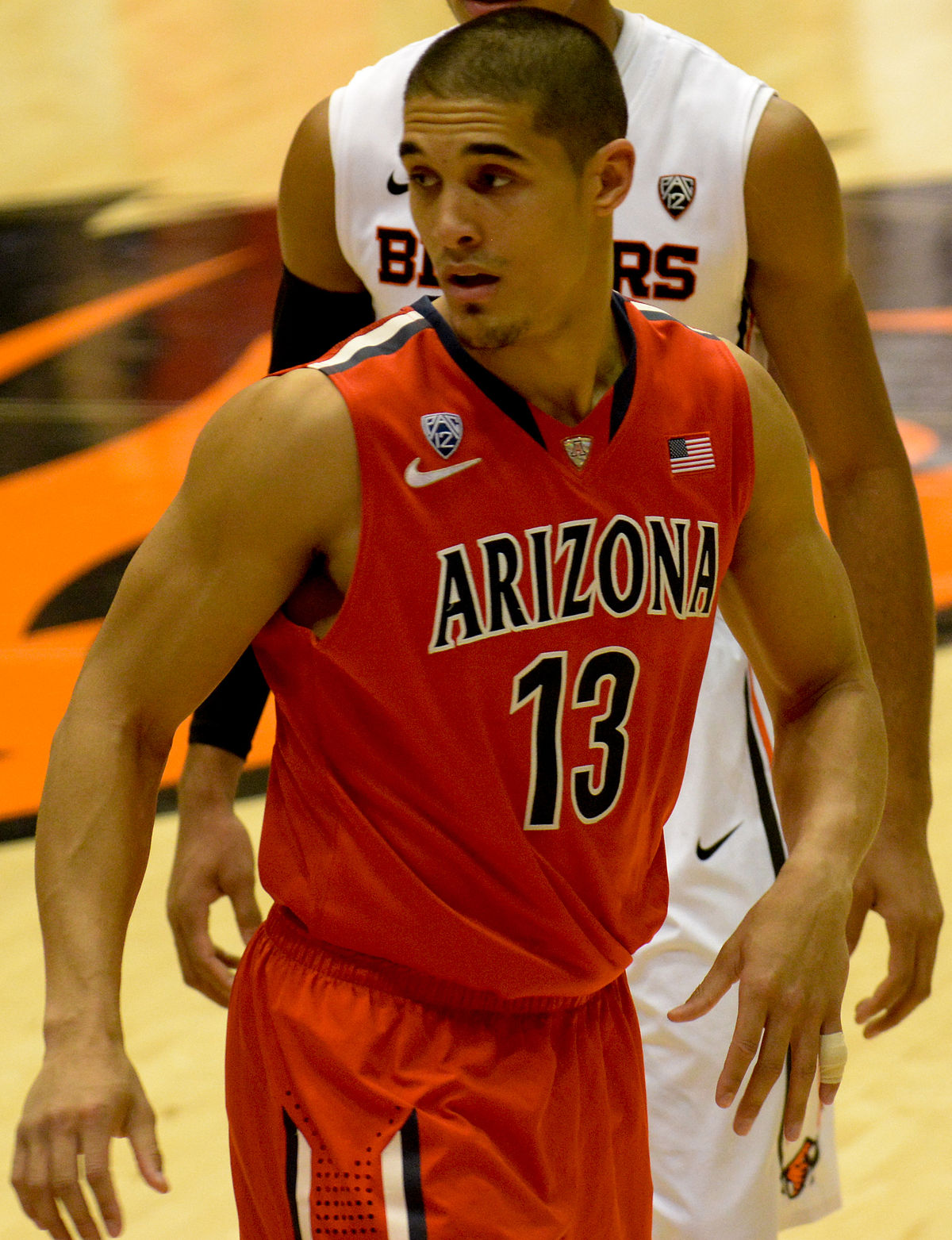 hot sale online 5d4a2 8dbb9 Nick Johnson (basketball) - Wikipedia