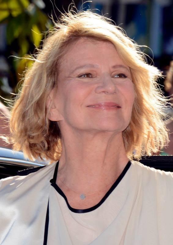Nicole Garcia Cannes 2014