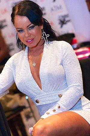 Nikki Delano - Nikki Delano attending the AVN Expo at the Hard Rock Hotel in Las Vegas on January 16, 2014