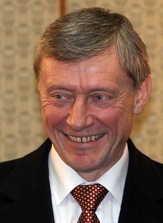 Nikolay Bordyuzha - Image: Nikolay Bordyuzha CSTO chief
