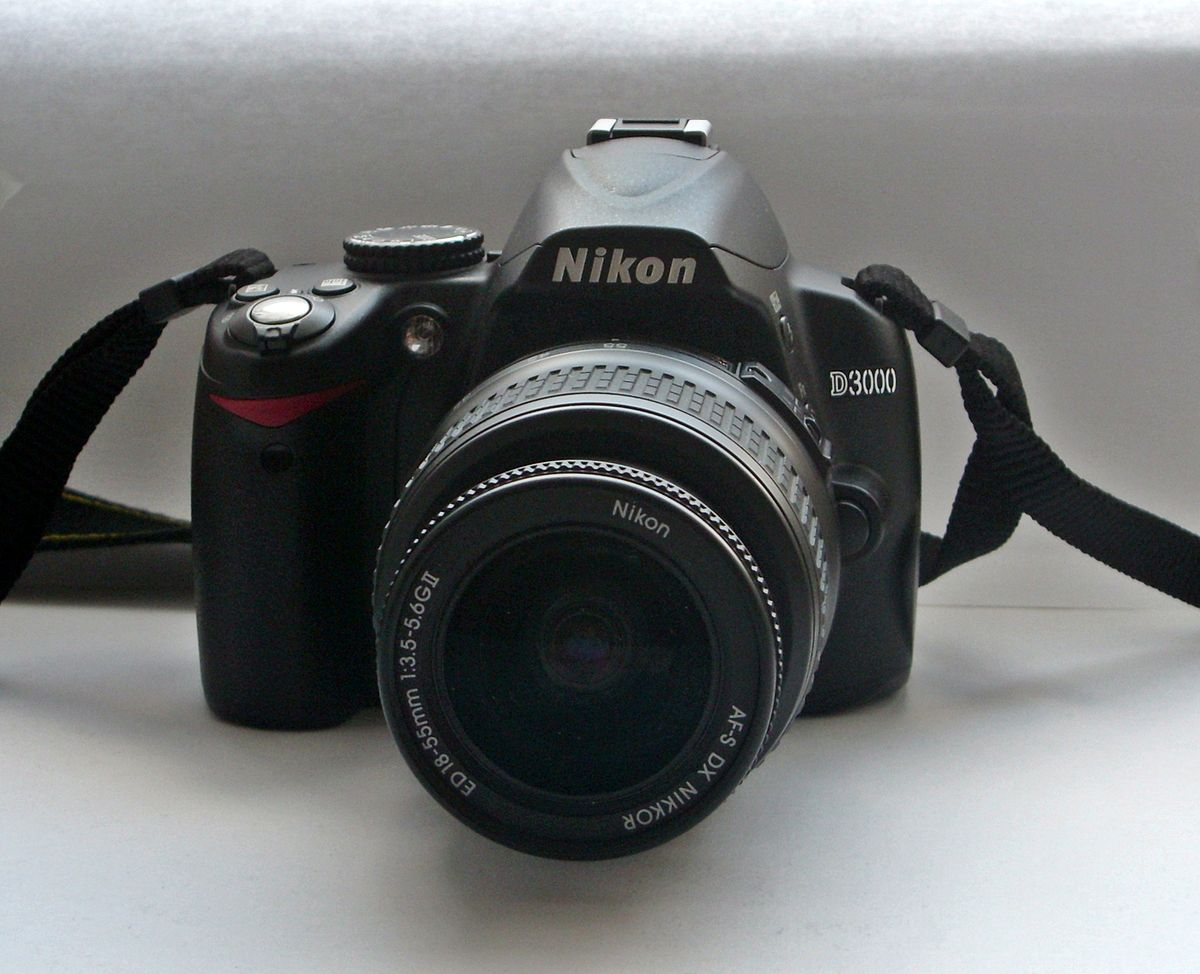 Nikon D3000 Wikipedia Imaging Products Parts And Controls D800 D800e