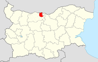Nikopol Municipality Within Bulgaria.png