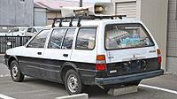 1985 Nissan AD Van 1.5 DX (VHB11)