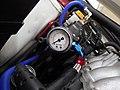 Nissan Skyline R34, Tomei fuel pressure gauge.jpg