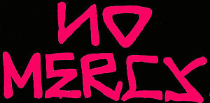 No Mercy (metal band) - No Mercy logo