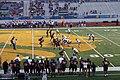 North Lamar vs. Commerce football 2015 04 (North Lamar on offense).jpg