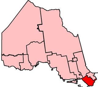 Parry Sound—Muskoka (provincial electoral district)