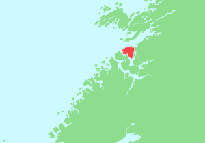 Jøa - Image: Norway Jøa
