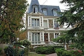 La mairie d'Ablon-sur-Seine