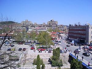 Sandžak - Image: Novi Pazar 02